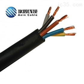 SJOW电缆上海厂商SJOW美标橡胶电缆价格耐油防潮