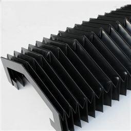 陕西高度防尘耐拉伸风琴防护罩