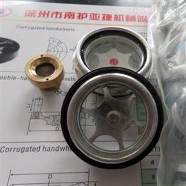 GB1160.2A铝合金油标外六角形油标旋入式油标油面镜