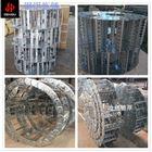 钢铝拖链 冶金设备钢厂不锈钢拖链 钢制拖链