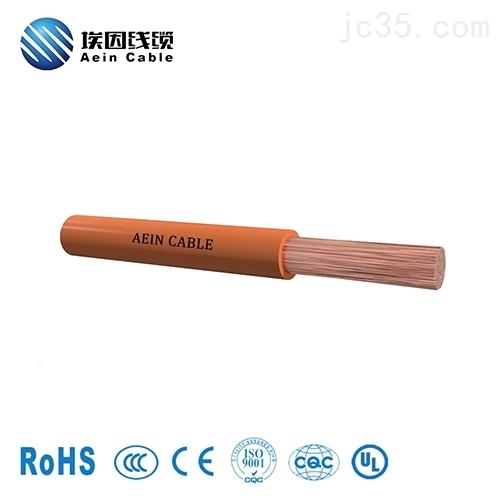 上海埃因UL3263单芯美标橡胶电缆90度600V