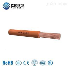 UL3263电缆上海埃因UL3263单芯美标橡胶电缆90度600V