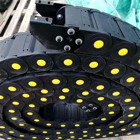 郑州尼龙电缆坦克拖链