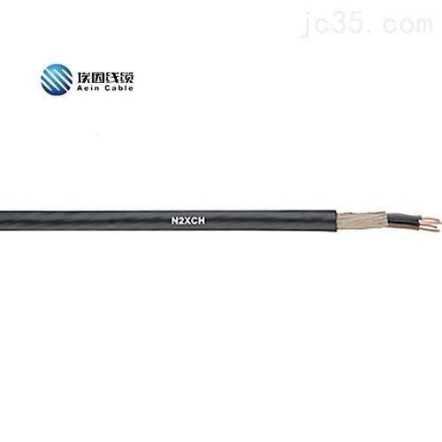 上海厂家N2XCH无卤动力电缆VDE标准