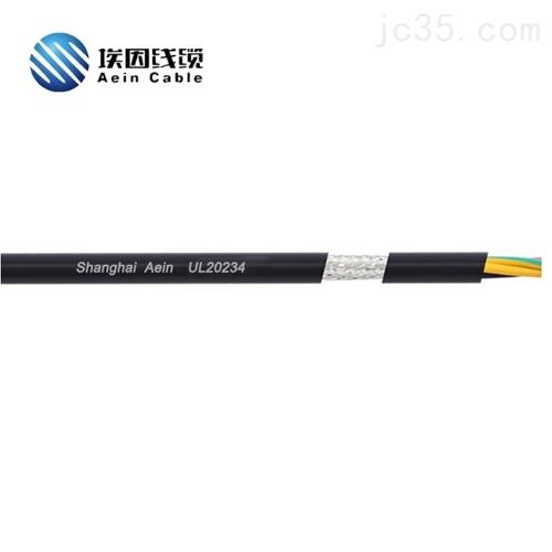 上海美标电缆厂家UL20234聚氨酯护套UL21320
