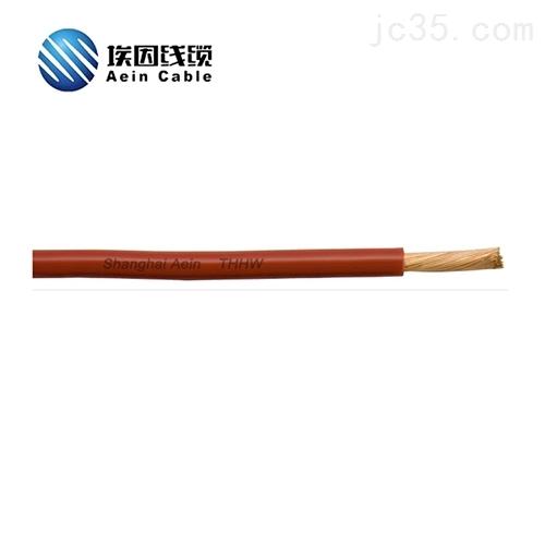 美标THHW/THWN电缆价格UL83标准单芯线价格