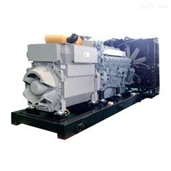 高压、中压柴油发电机组