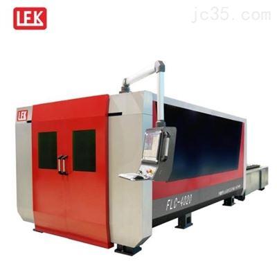 FLC3000-4020梁发记高速光纤激光切割机