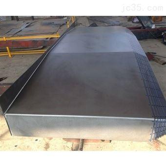 濟南鋼板導軌防護罩加工