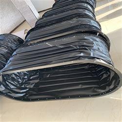 帆布通风管厂家 伸缩风机软连接