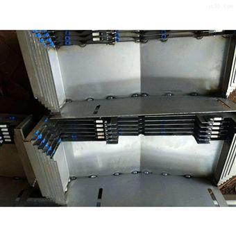 不鏽鋼板導軌防護罩