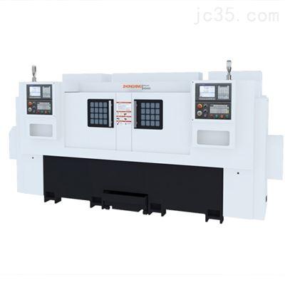 HS450双主轴数控车床