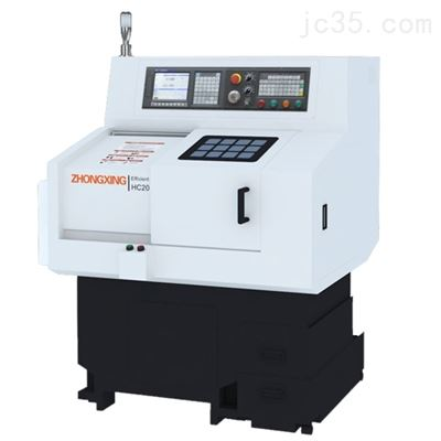 HC20连体平床身數控車床多少钱