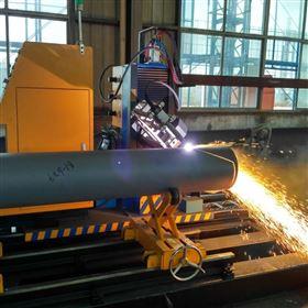 KR-XY5钢结构管子相贯线切割机 钢管相贯口切割