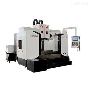 HY-VMC2T-700高速双主轴双刀库立式加工中心
