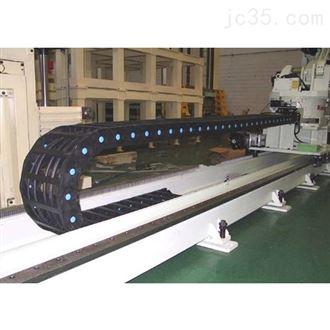 高性能数控机床拖链