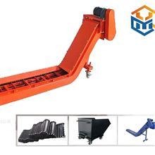 数控铣床链板式排屑器排屑输送机及排屑链条