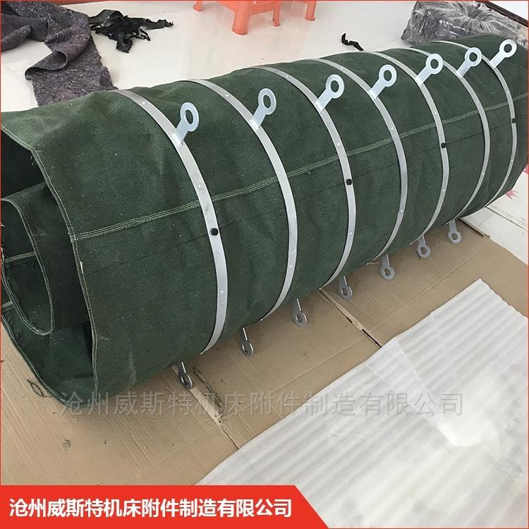供应带吊环水泥罐用帆布袋