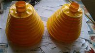 PVC橡胶布油缸伸缩防尘罩批发