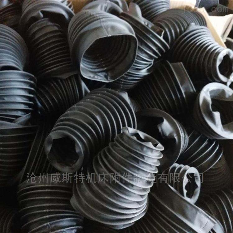 拉链式丝杆防护罩厂家厂家供应