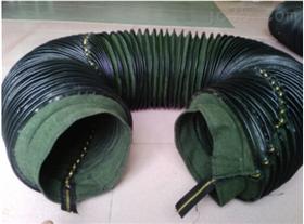拉链式圆形丝杠防护罩