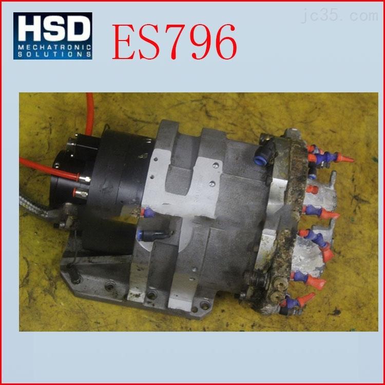 温州维修意大利HSD电主轴 ES796