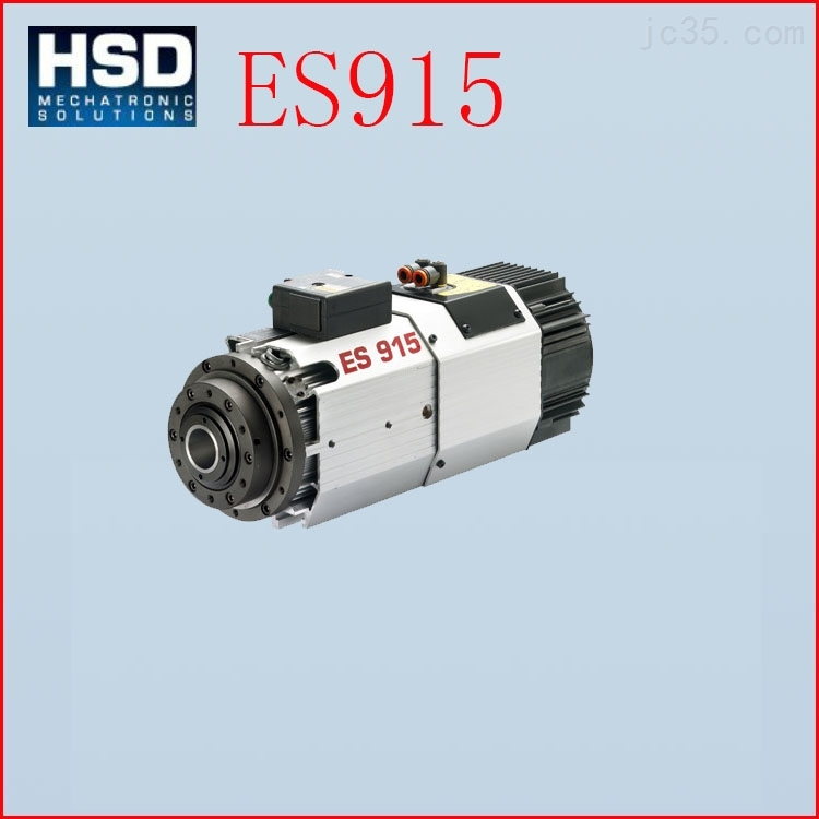 温州维修意大利HSD电主轴 ES915A