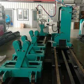 钢结构数控五轴式相贯线切割机