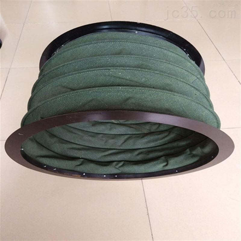 数控机床帆布软连接