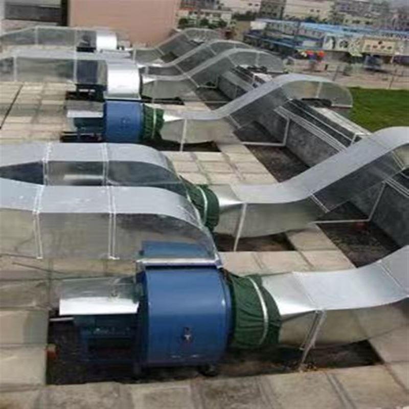 风机排风管