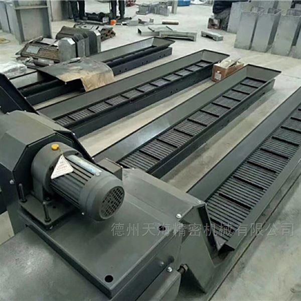 生产链板排削器机床链板式排屑机