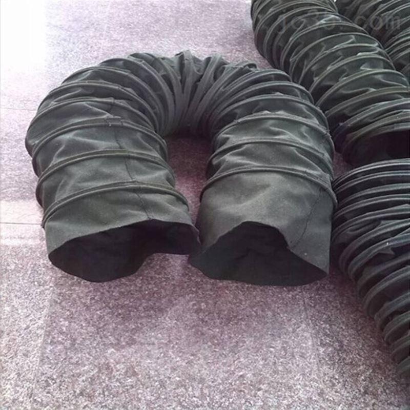 颗粒输送伸缩布袋