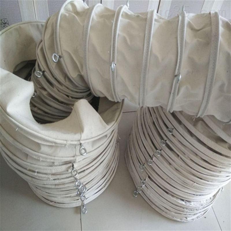 弹簧式伸缩布袋