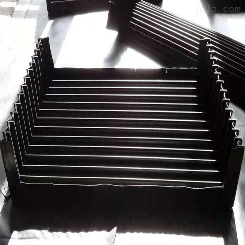 激光切伸缩式风琴防护罩
