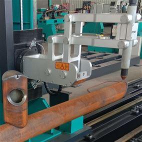 相贯线数控切割机 钢结构圆管等离子切割