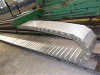 TLG125型钢铝全封闭拖链