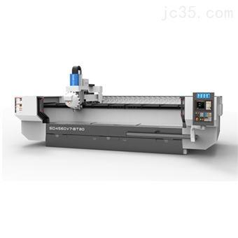 SD4560V7-BT40高速铝合金型材加工设备