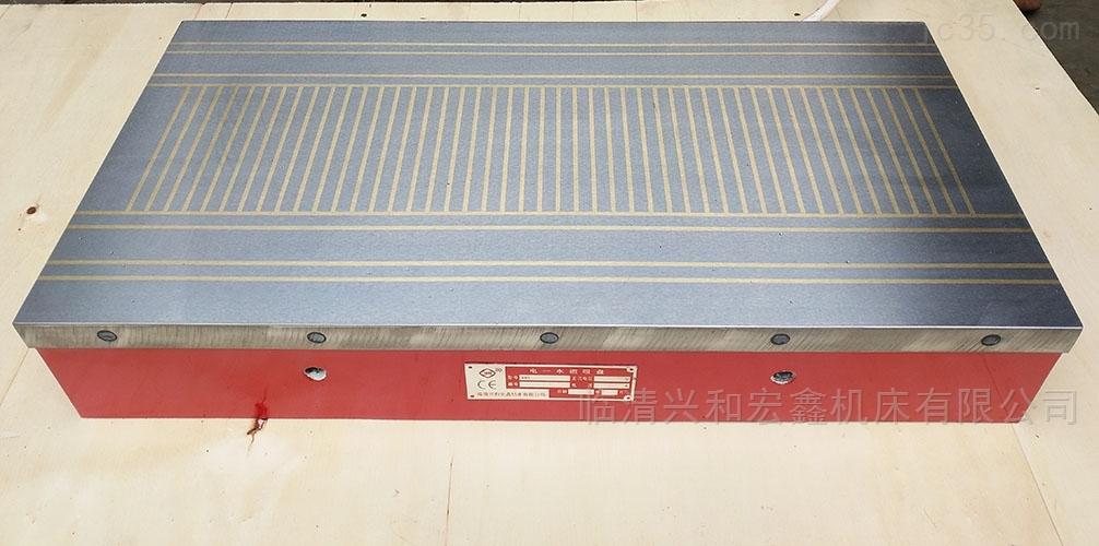 电永磁吸盘X61300*600