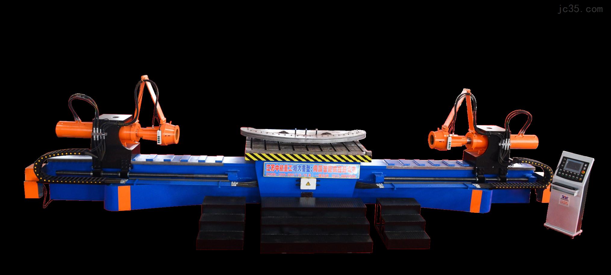 中航重工数控型材拉弯机