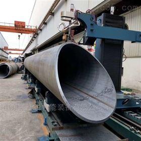 KR-XG5108-2000mm钢管大口径相贯线切割机