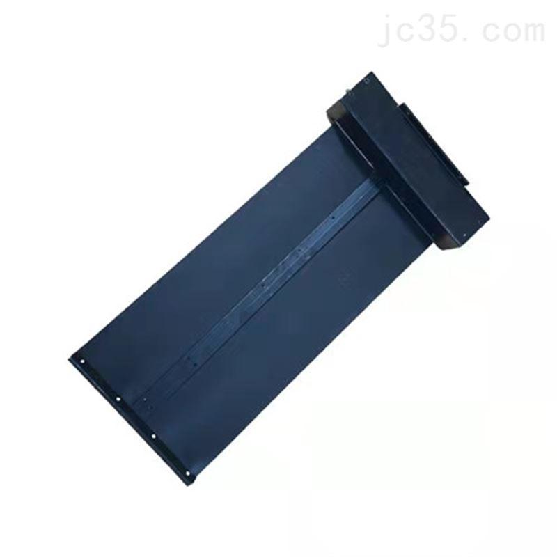 数控机床卷帘式伸缩防护罩