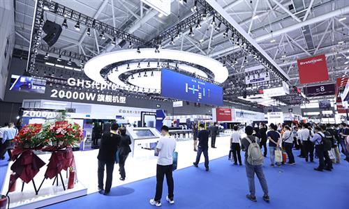 高標準突圍丨HSG亮相2021深圳SIMM展