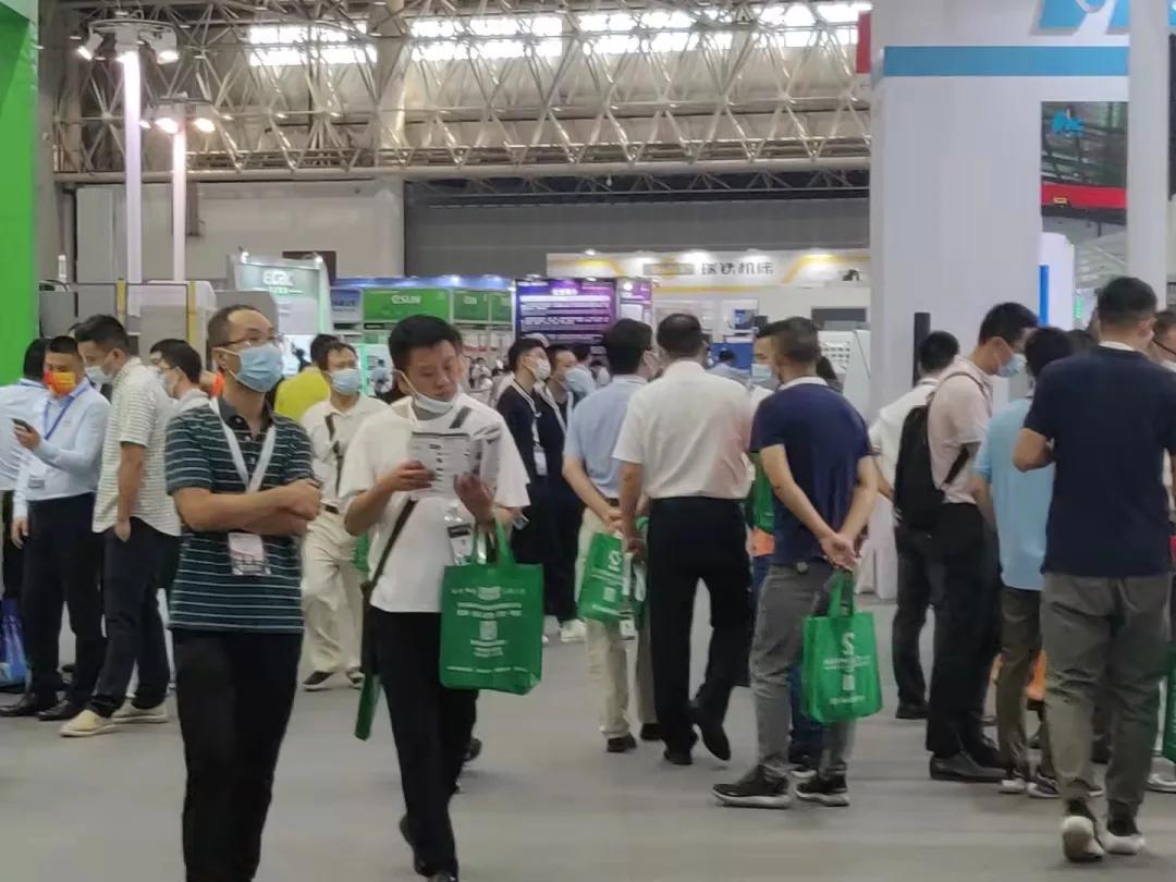 第22屆機博會暨武漢機床展于9月23日在武漢國際博覽中心盛大開幕