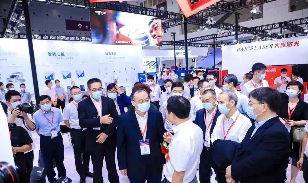 2021華南國際工業博覽會27日開幕