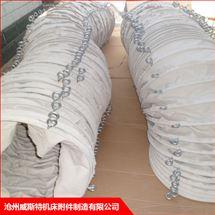 400×4500水泥伸缩帆布袋